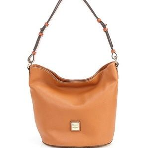 Dooney & Bourke Pebble Thea Feed Hobo Bag